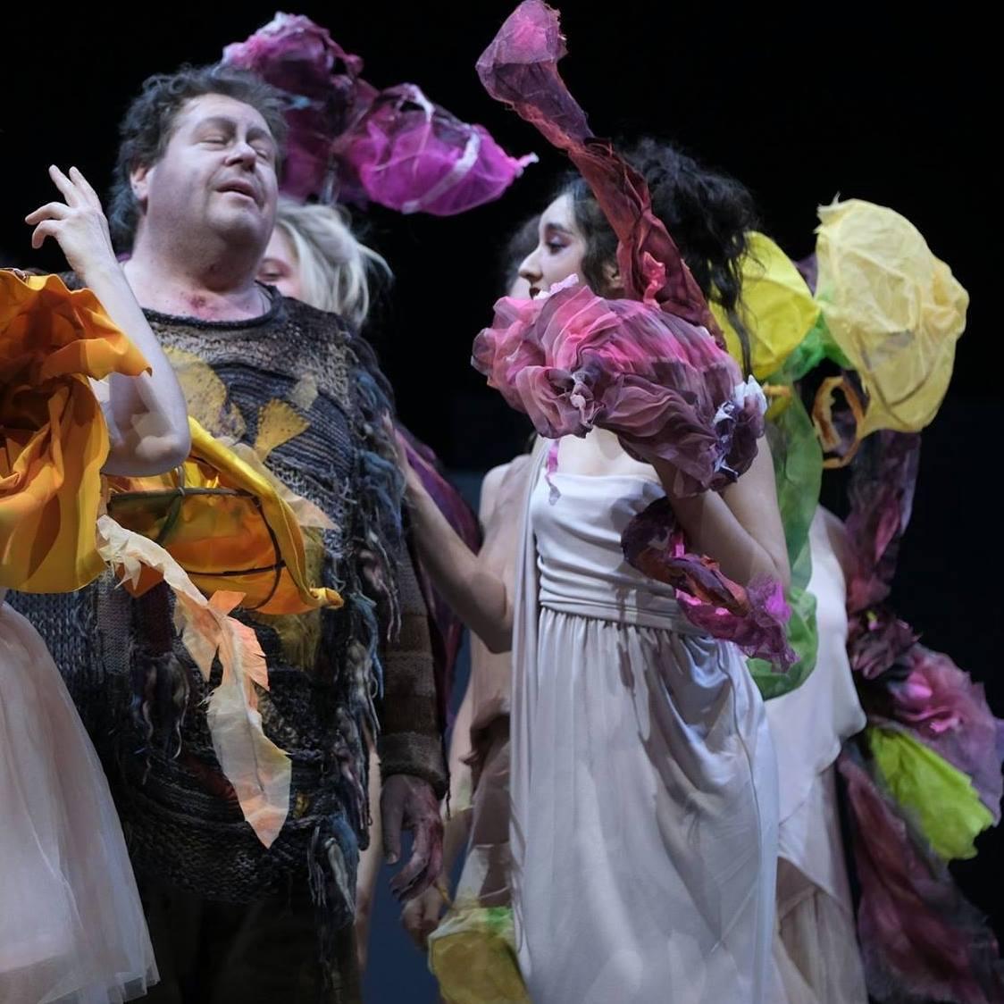 Parsifal - Blumenmädchen - Festspielhaus Baden-Baden mit Stephen Gould