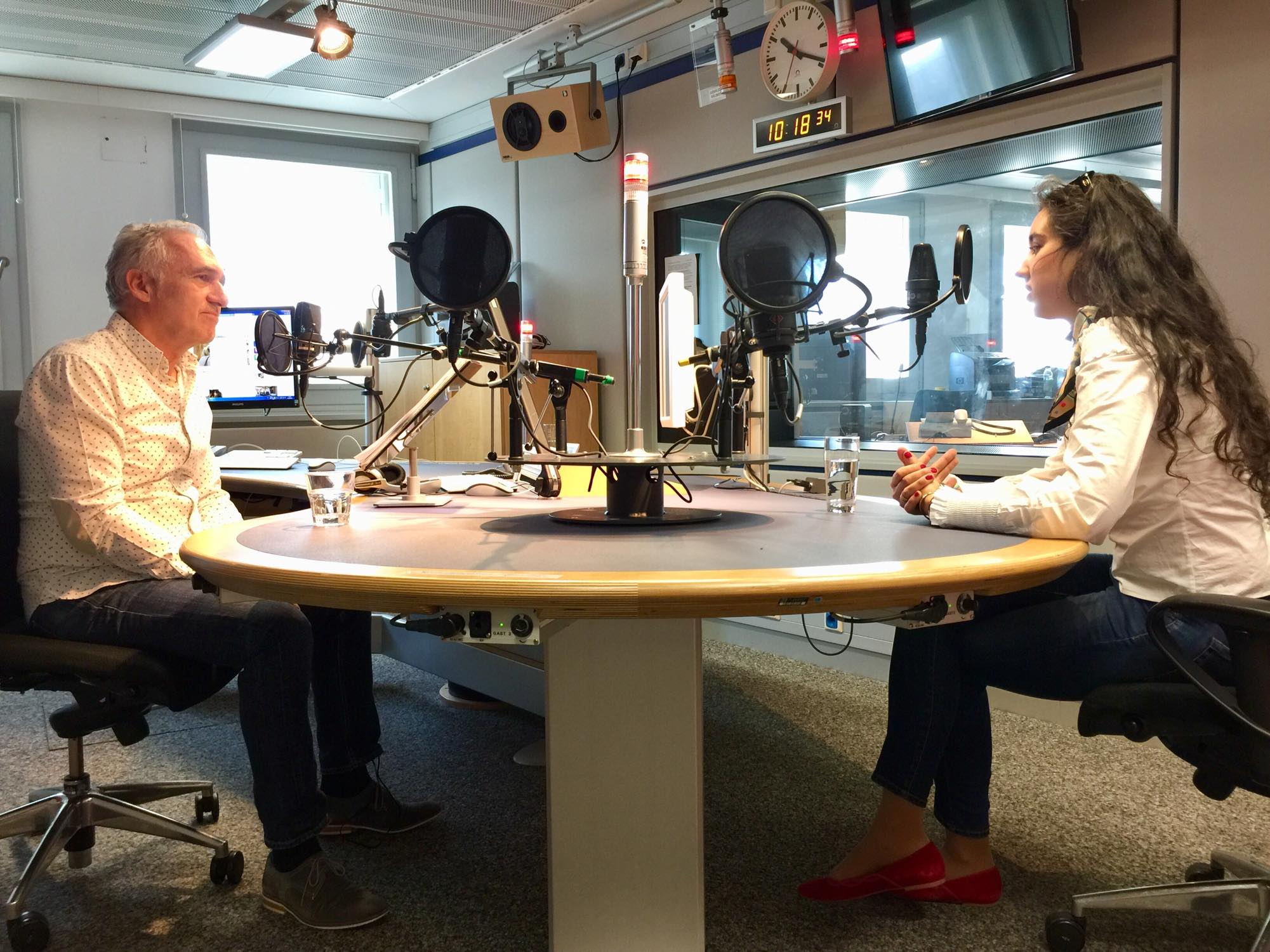Interview mit Michael Atzinger von BR Klassik im Bayrischen Rundfunk