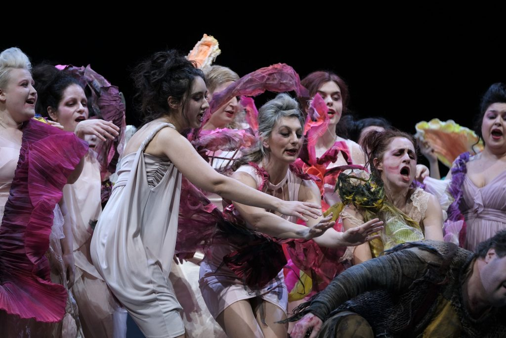 Baden-Baden Festspiele / Parsifal - Blumenmädchen