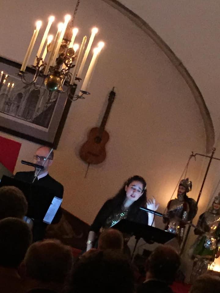 Barockkonzert im Ferdinandihof